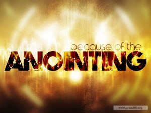 Anointing Service @ New Heights Baptist Church | Lekki | Lagos | Nigeria