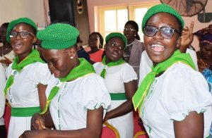 Girls Auxiliary Recognition and Promotion @ New Heights Baptist Church, Igbo-Efon | Lagos | Lagos | Nigeria